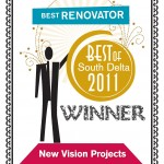 2011 South Delta Leader Readers Choice Awards – Best Renovator