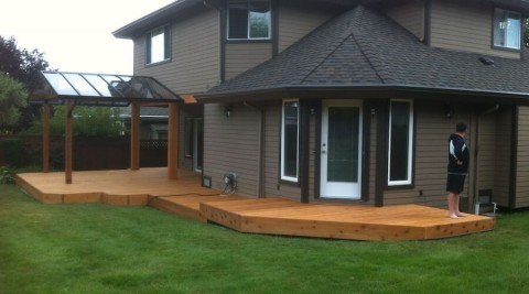 White Rock Patio – Outdoor Haven