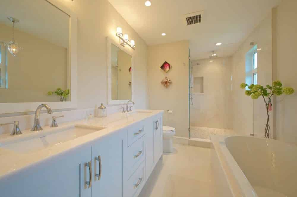 bathroom renovation timeline new vision projects