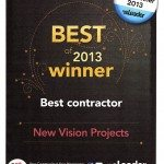 2013 South Delta Leader Readers Choice Awards – Best Contractor