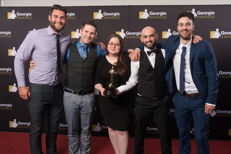 2017 Georgie Awards – Best Kitchen Renovation under $125,000