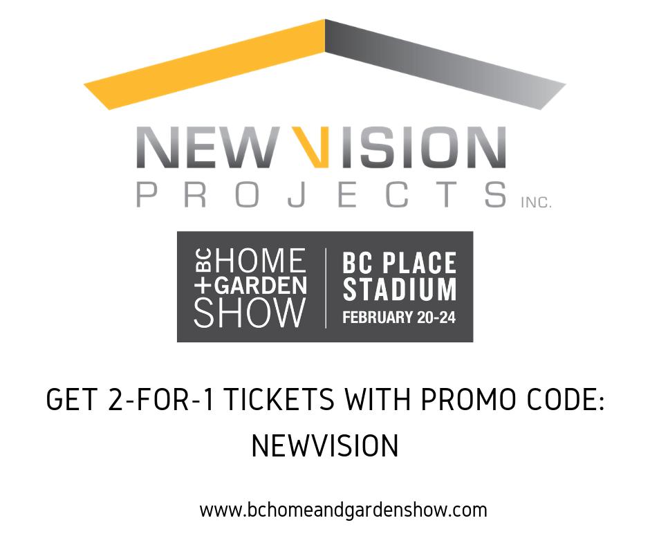 BC Home + Garden Show 2019