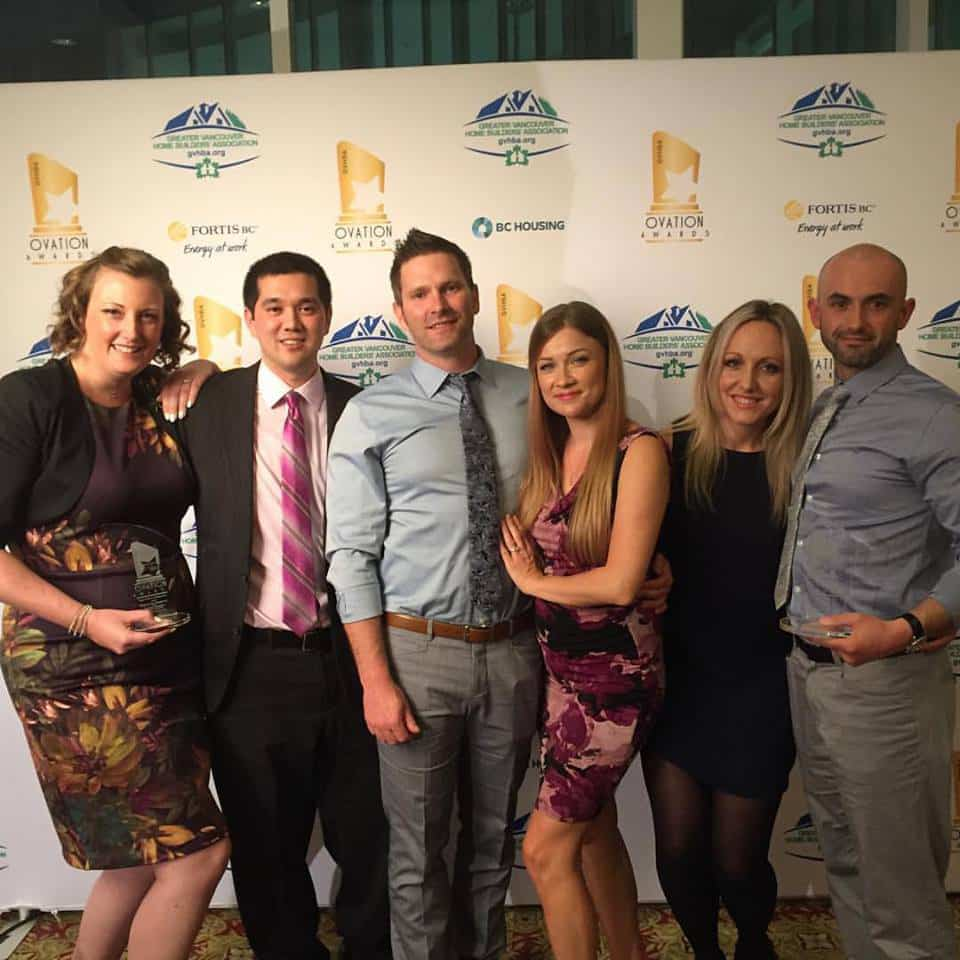 2017 Ovation Awards – Best Kitchen Renovation: $75,000 – $125,000