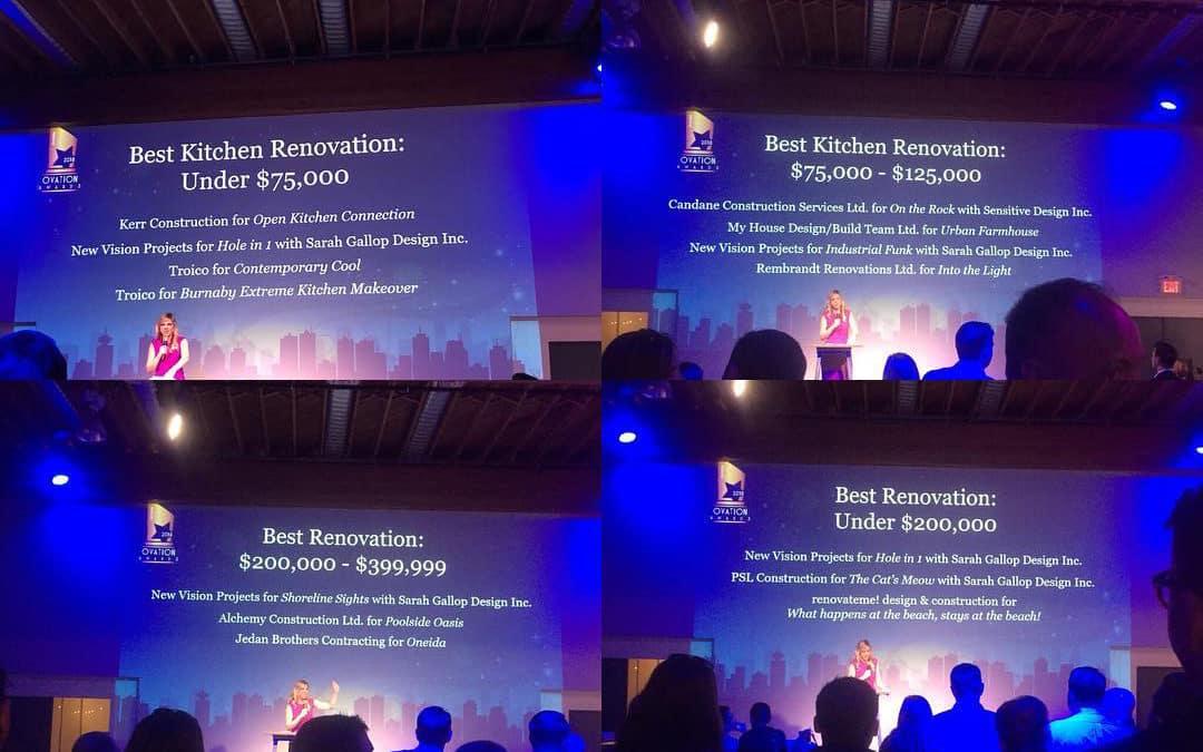 2018 Ovation Award Finalist
