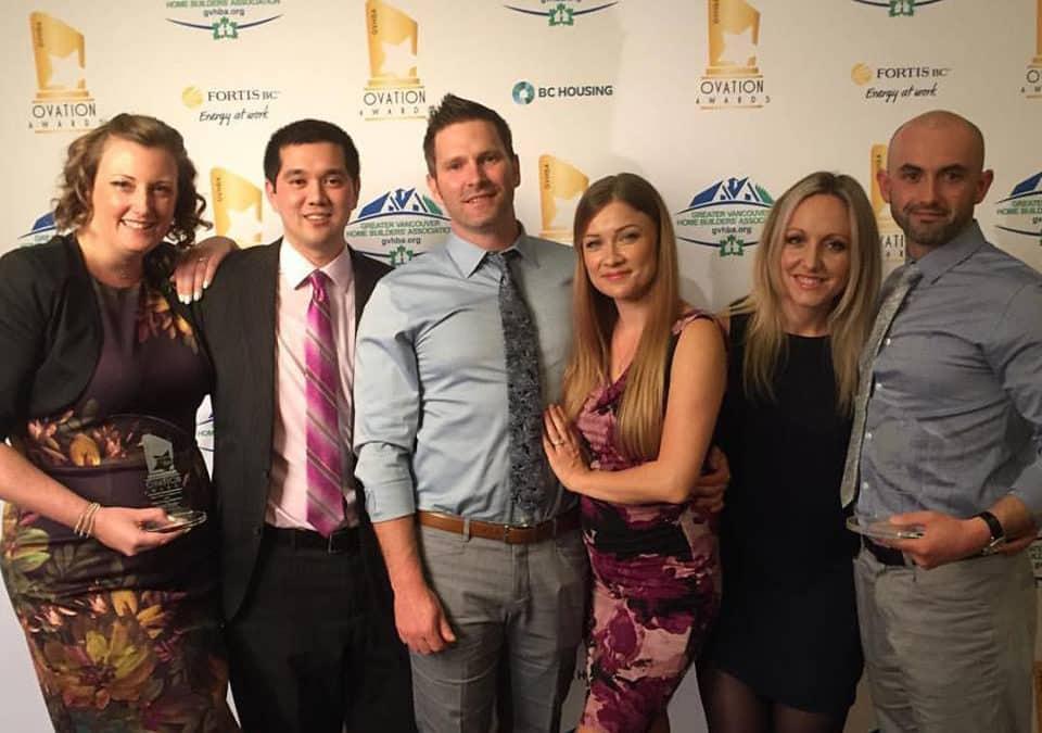 2017 Ovation Awards – Best Kitchen Renovation: $75,000 – $125,000