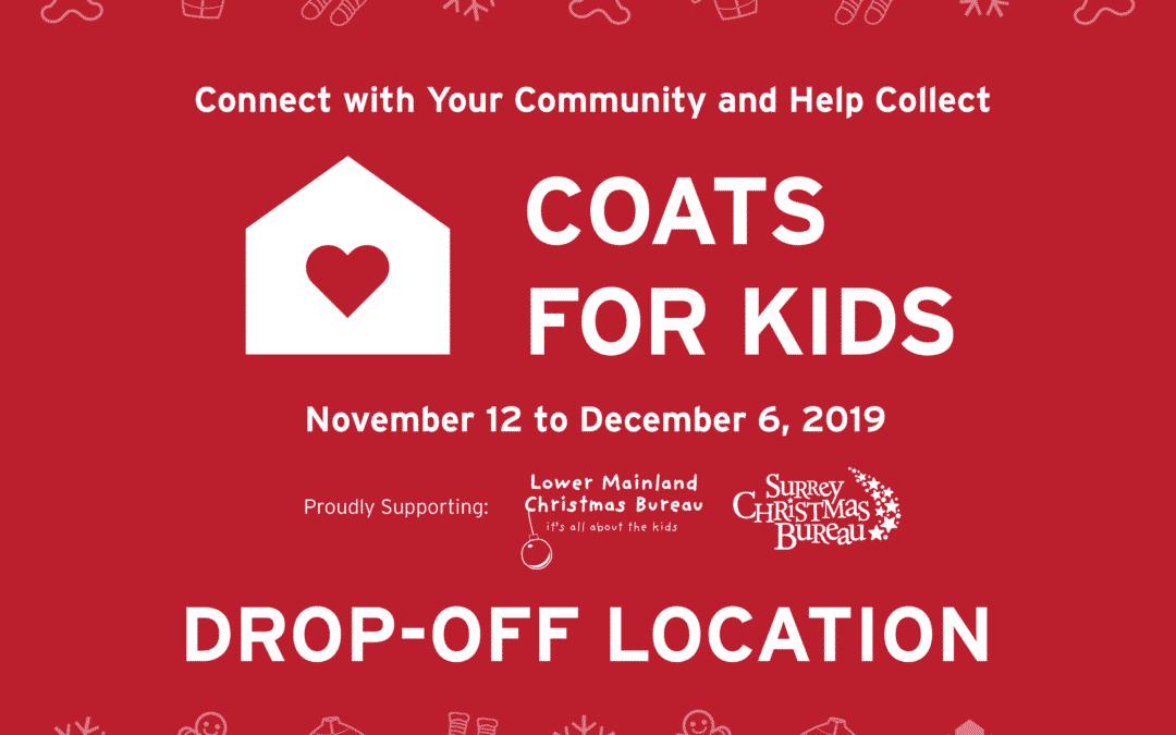Coats for Kids a Success!